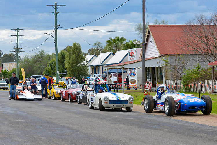 Historic Leyburn Sprints