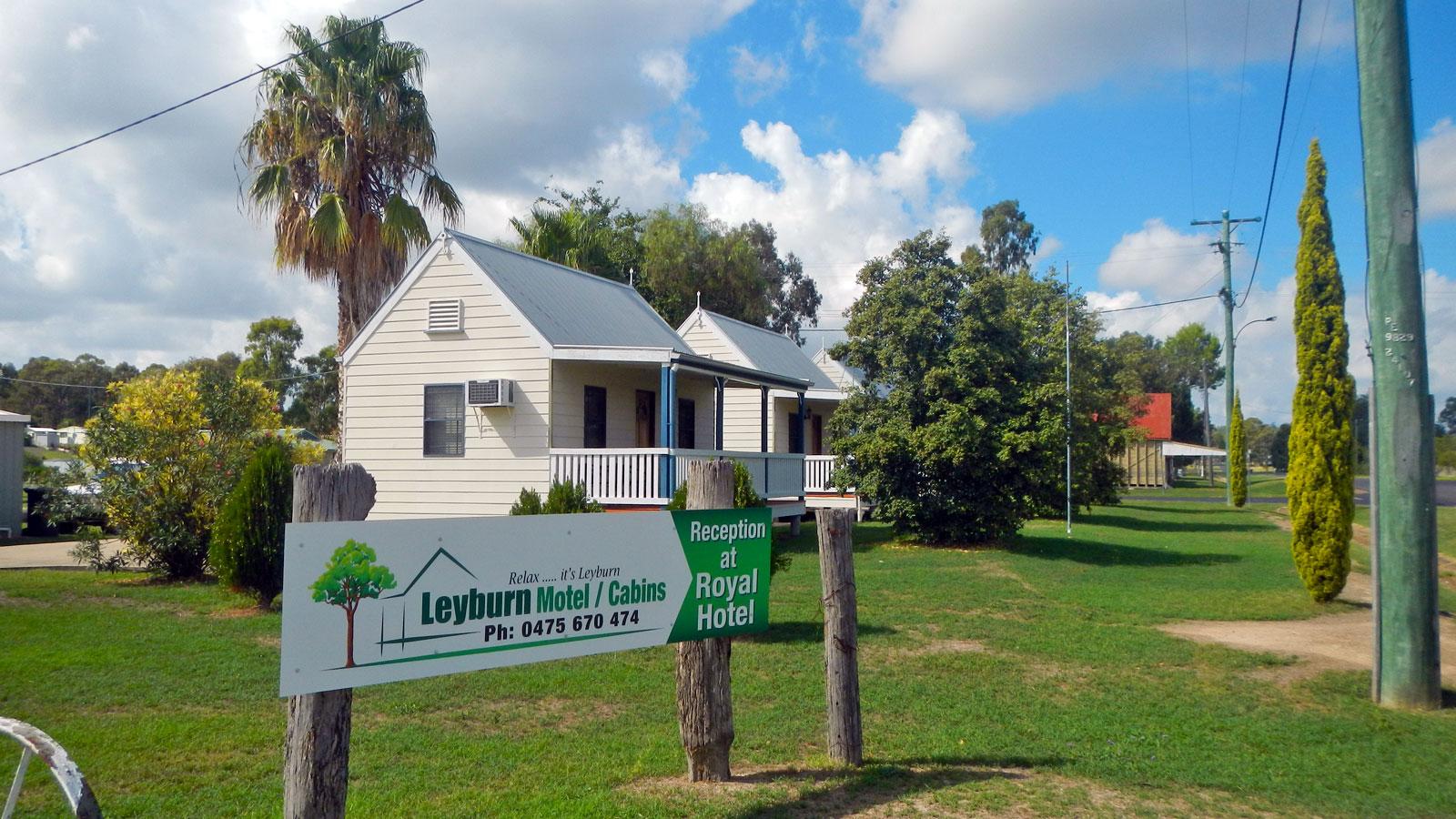 Leyburn Motel-Cabins
