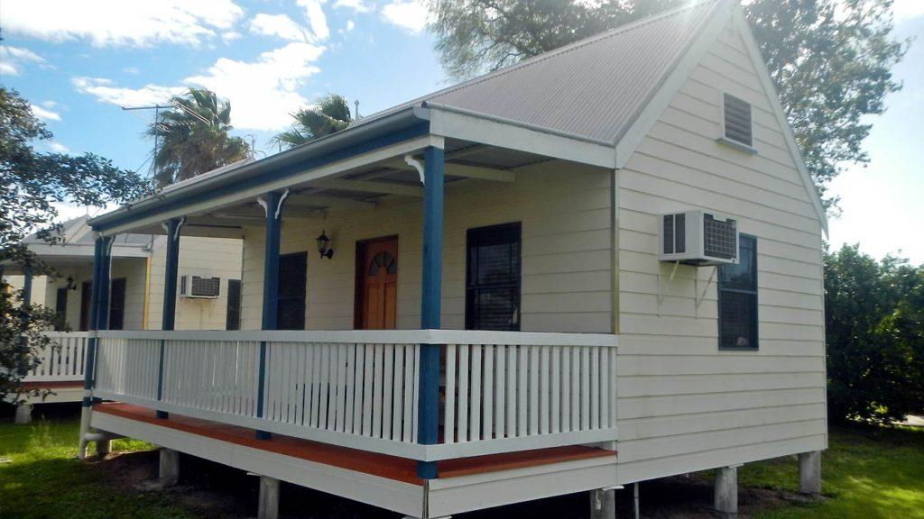 Leyburn Motel Cabin 2