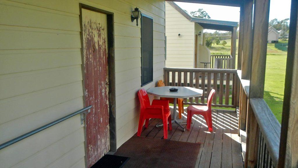 Leyburn Wheelchair Friendly Cabin Accommodation