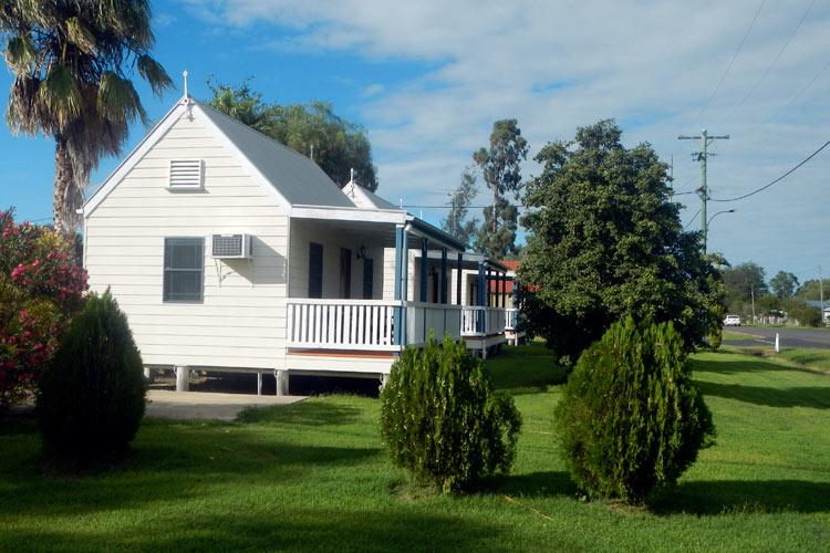 Leyburn Motel Cabin No 3